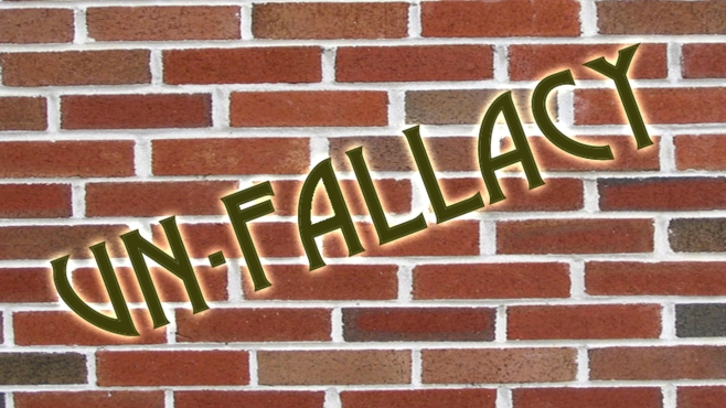 un-fallacy logo